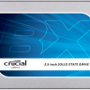 Crucial BX300 120GB SATA 2.5-inch 7mm (with 9.5mm adapter) Internal SSD