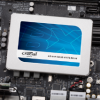 Crucial BX300 120GB SATA 2.5-inch 7mm (with 9.5mm adapter) Internal SSD1
