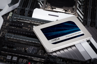 Crucial MX500 250GB SATA 2.5-inch 7mm (with 9.5mm adapter) Internal SSD2