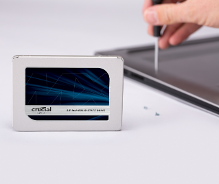 Crucial MX500 250GB SATA 2.5-inch 7mm (with 9.5mm adapter) Internal SSD3