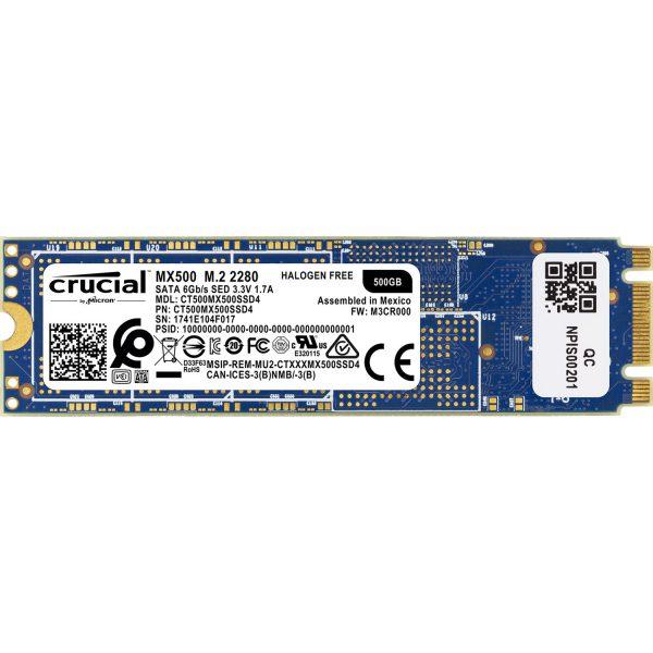 CRUCIAL M2 500GB